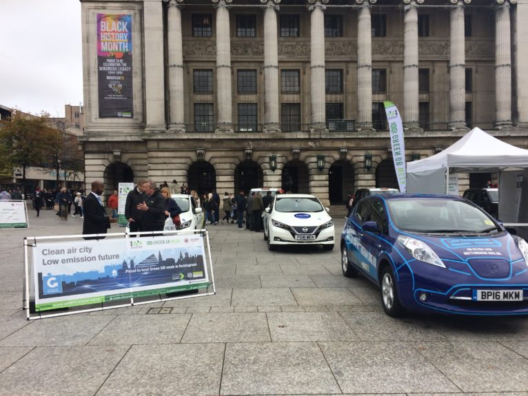 EV Roadshow: Building the UK's Clean Future Together