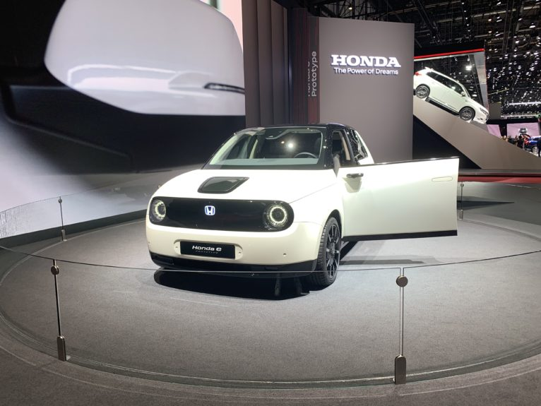 Electrification and Geneva 2019