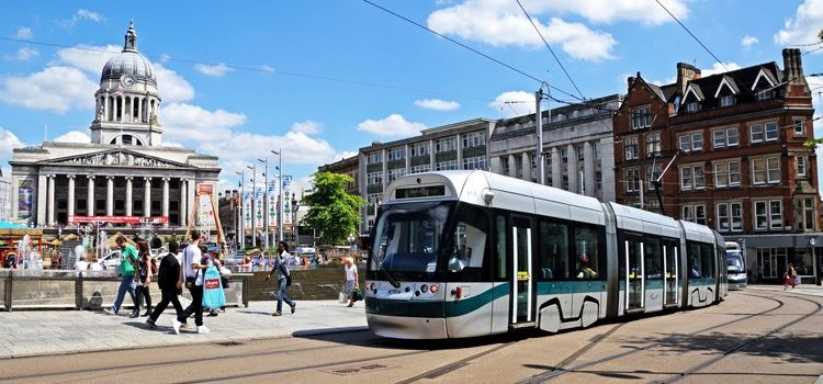 Partner Introduction: Nottingham City Council