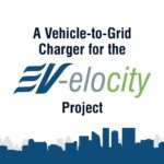 A vehicle-to-grid charger for the EV-elocity project