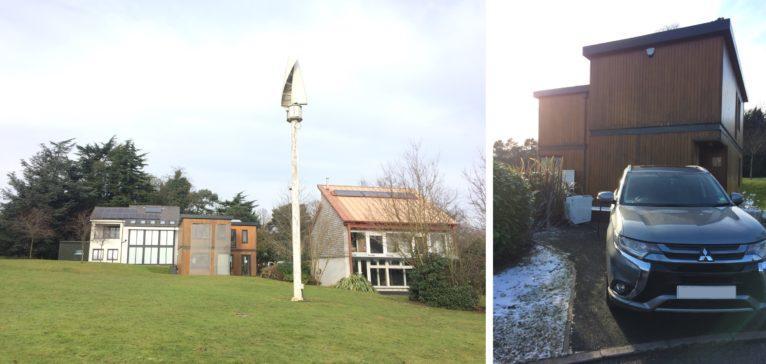 University of Nottingham – Creative Energy Homes