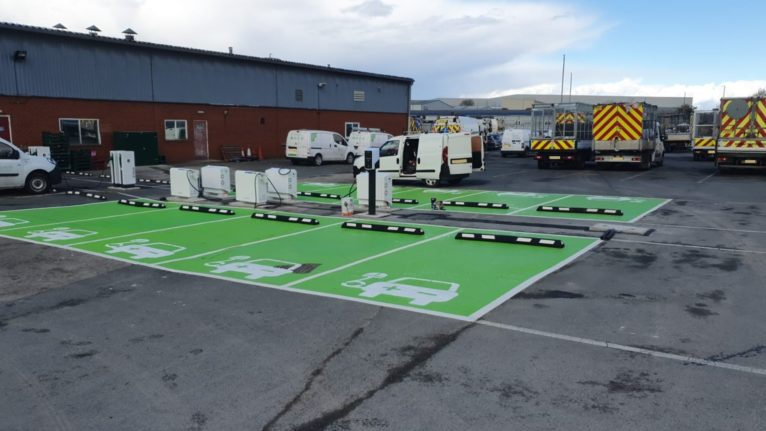 Vehicle-to-Grid at Leeds City Council