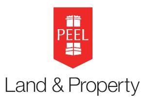 ev-elocity.com image: Peel Land & Property logo