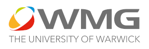 WMG University of Warwick logo