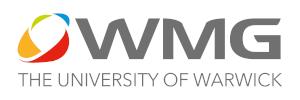 WMG University of Warwick logo